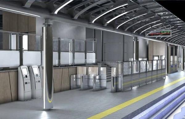 Стало известно, когда на станции «Святошино» откроют обновленную платформу
