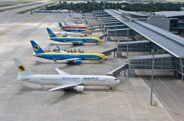 В «Борисполе» назвали самые популярные направления среди пассажиров