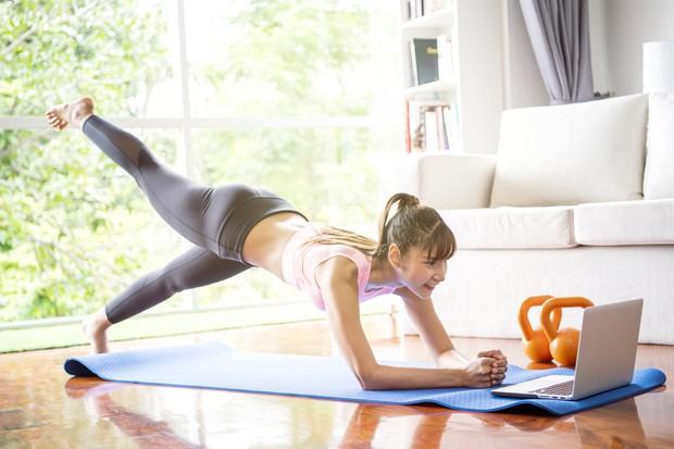 Киевлян приглашают на бесплатный курс фитнес-тренировок онлайн