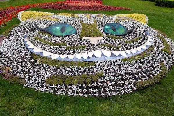 Сказочная выставка цветов в Киеве попала в книгу рекордов
