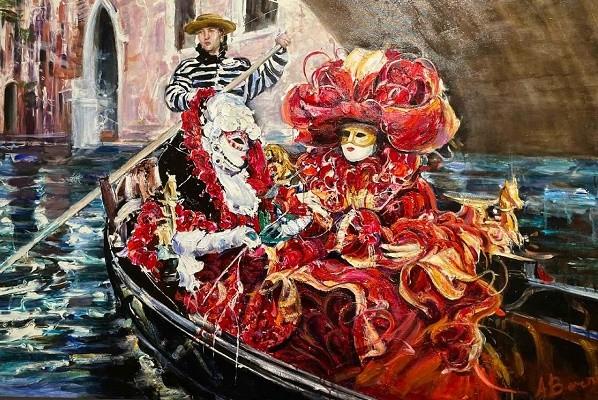 Путешествие в Венецию: в «Шоколадном доме» представили оригинальную экспозицию