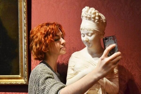 Киевские музеи присоединятся к международному Дню селфи