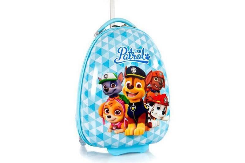 Детские чемоданы Heys: в чем причины популярности