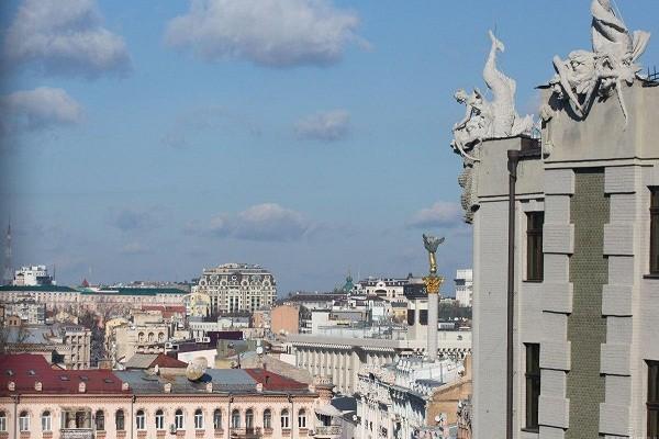 Март в Киеве установил 12 температурных рекордов