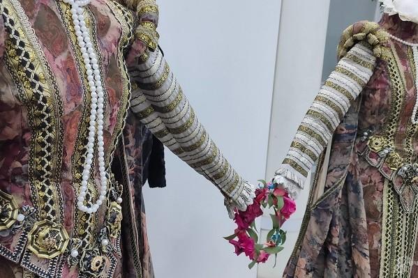 Леся Украинка в киевском театре: в музее проходит выставка оригинальных костюмов