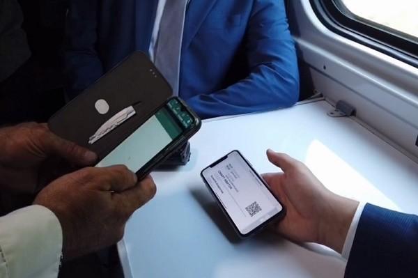SmartTicket для поездов и метро в Киеве можно будет купить в сентябре