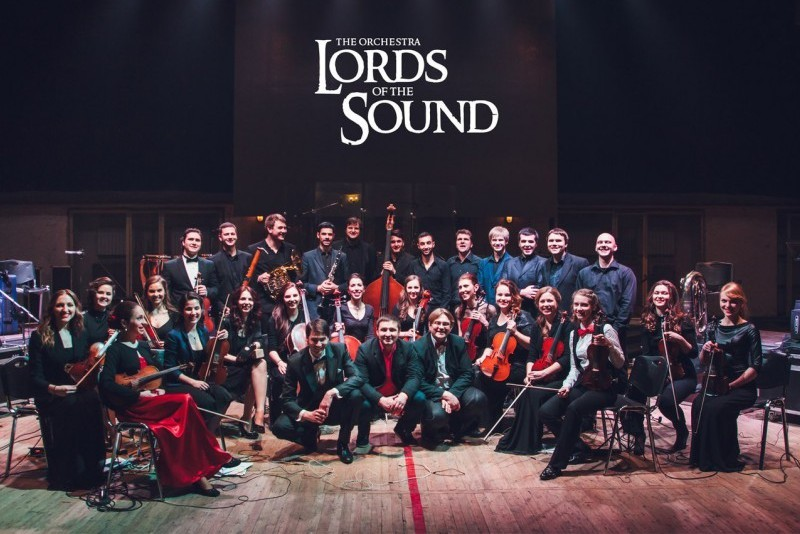 Lords of the Sound. MARVEL vs DC Comics