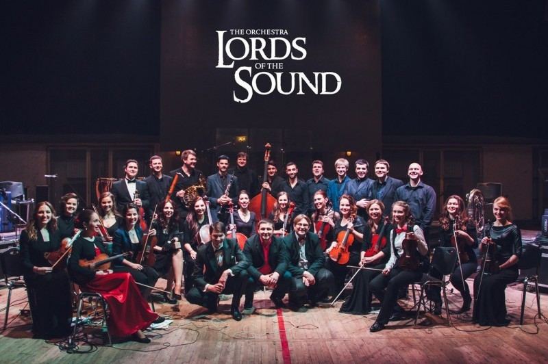 Lords of the Sound. Music is Coming