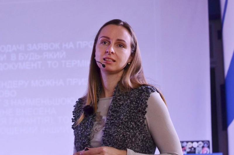 Олена Медведенко: Кожен голос на Громадському бюджеті матиме свою ціну