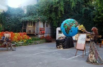 7 необычных двориков Киева