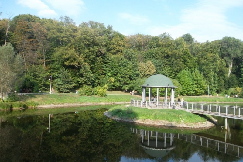Где погулять в Киеве: парк «Феофания»