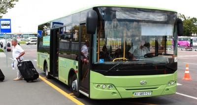Аэропорт Борисполь автобус