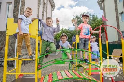 Частный детский садик киев