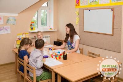 Частные детские садики киев