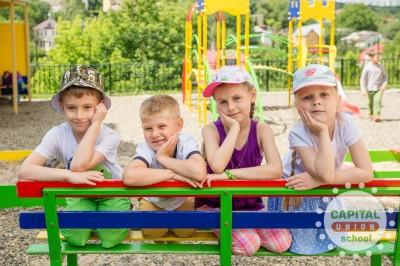 Частные детские сады киев