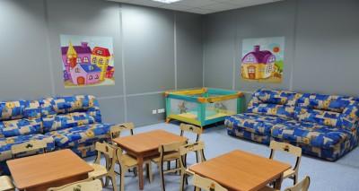 Аэропорт Борисполь детская комната