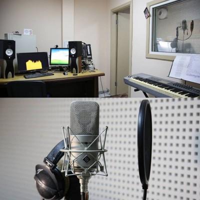 Музыкальная студия.