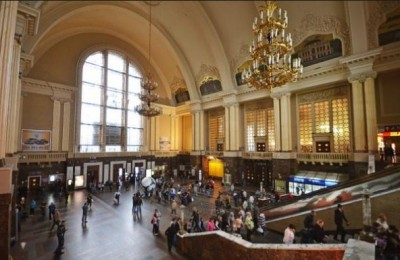 железнодорожный вокзал киев