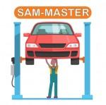 СТО самообслуживания SAM-MASTER