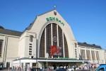 Центральный ЖД вокзал Киева