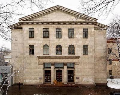 Дом архитектора / Будинок архітектора