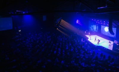 Концертный зал HC HALL (до 2800 чел.)