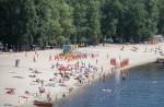 4 киевских пляжа получили награду «Голубой флаг»
