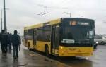 Цифры дня: сколько пассажиров воспользовалось автобусными маршрутами № 118 и 119