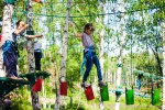 В парке Рыльского обустроят веревочный парк