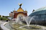 В центре Киева заработают фонтаны