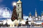 Новогодние празднования на Софийской площади стартуют 14 декабря