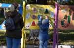 В Днепровском районе появилась инклюзивная детская площадка