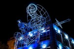 В здании Речного вокзала открылась выставка современного искусства