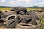 «Киевзеленстрой» передал на утилизацию более 2 тысяч шин