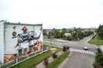 В Голосеево и на Борщаговке появились новые муралы