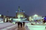 Зима в Киеве бьет новые температурные рекорды