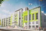 В сентябре в Соломенском районе откроют новую школу