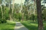 В Киеве представили проект капремонта парка «Партизанская Слава»