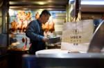 В Киеве запустят службу доставки еды посредством Uber