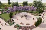 Амфитеатр и велодорожка: весной продолжится реконструкция парка на Троещине