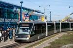 В Киеве обновят пять станций скоростного трамвая