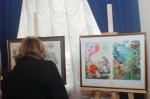 В столице открывается выставка современной графики