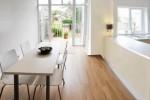 Линолеум на кухне: преимущества использования