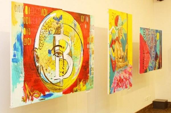 В Музее истории Киева открылся арт-проект «Все деньги мира»