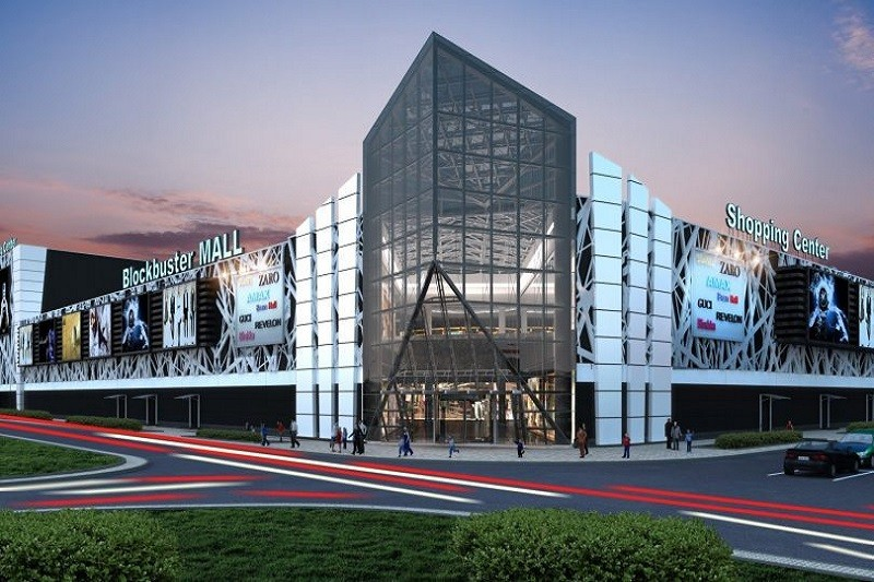 В столице откроется самый большой ТРЦ страны