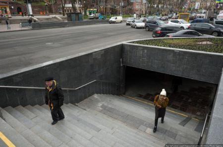 Где в Киеве отремонтируют подземные переходы: адреса