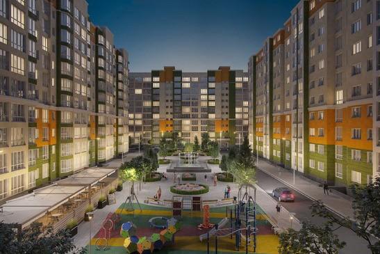 Пригородные жилые комплексы