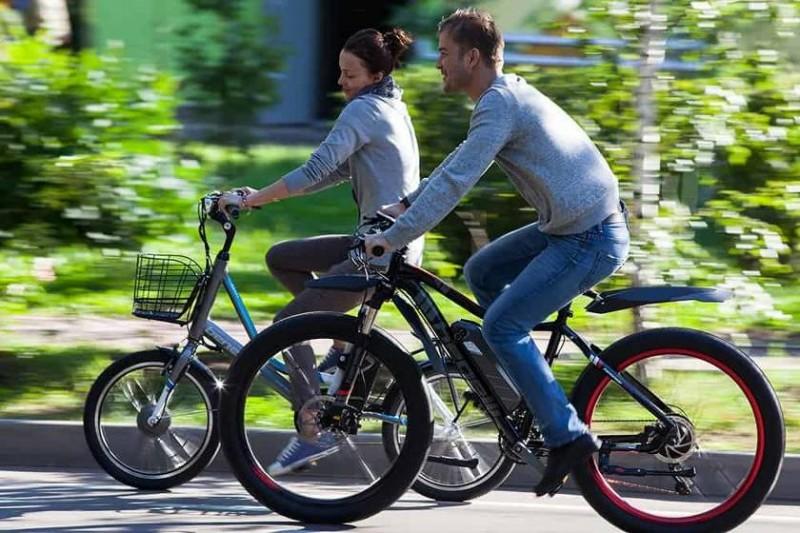 Как выбрать электрический велосипед?