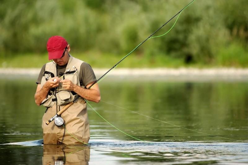 В Киевской области запретят ловить рыбу