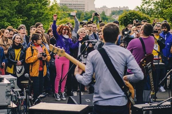 На Троещине пройдет первый уличный фестиваль музыки и исскуства
